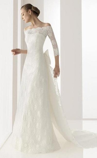 vestidos de novia | Los secretos de Marga